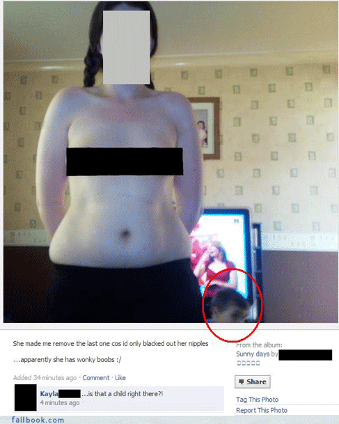 Funny Facebook Fails